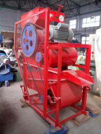 Оборудование для обрушивания арахиса